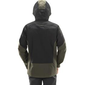 Haglöfs Nengal Jacket Men true black/deep woods